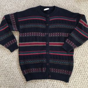 Vintage Grandpa sweater